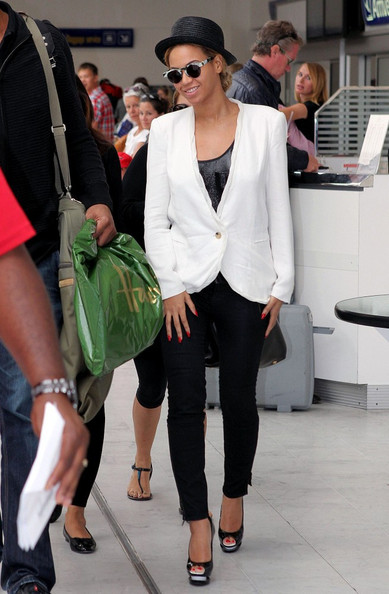 Get the look: Beyonce in Helmut Lang