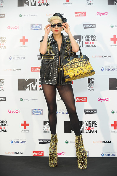 Lady Gaga is being sued over Japan charity bracelet