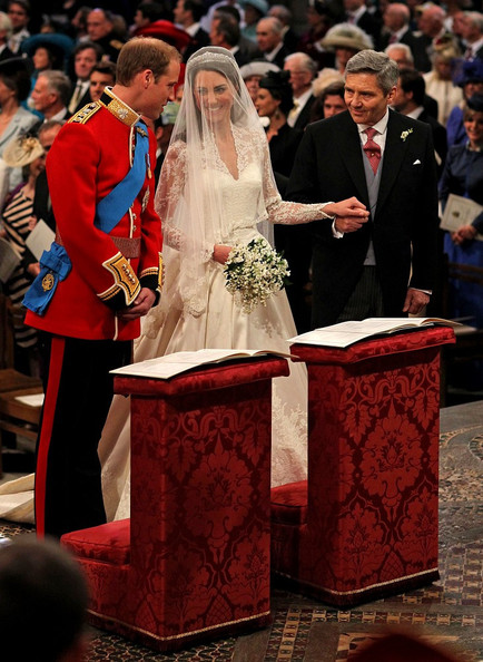 Kate Middleton's wedding dress is set to go on public display at Buckingham Palace