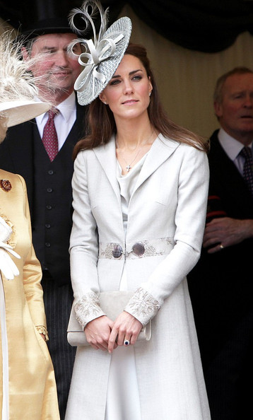 Kate Middleton won't be accepting any free clothes for her tour of the US