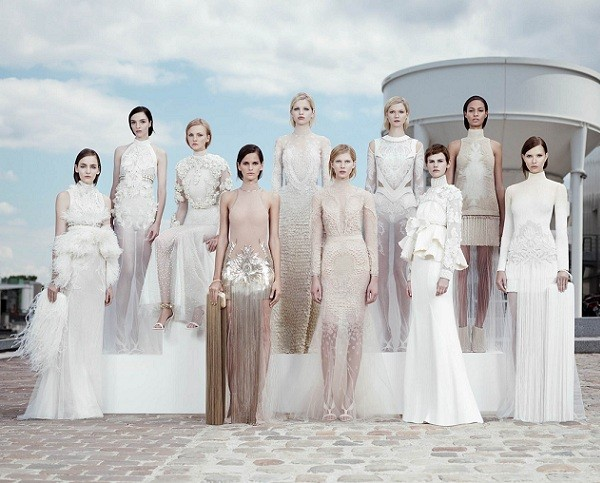 Givenchy Haute Couture autumn 2011 is the stuff dreams are made of
