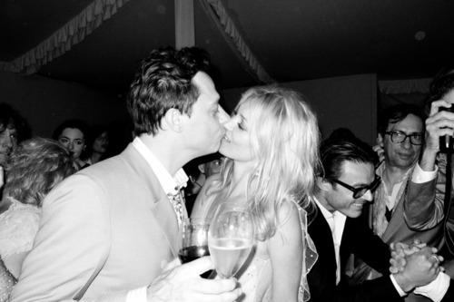 Inside Mosstock: Terry Richardson's photos from Kate Moss's wedding