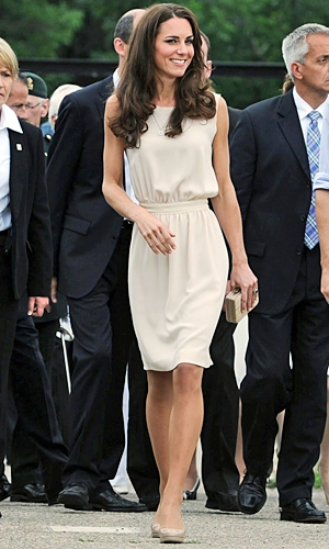 Kate Middleton gets skinnier in Joseph