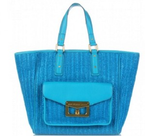 Marc By Marc Jacobs RAFFIA TOTE £255