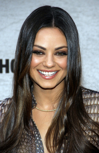 Beauty Look Of The Week: Mila Kunis