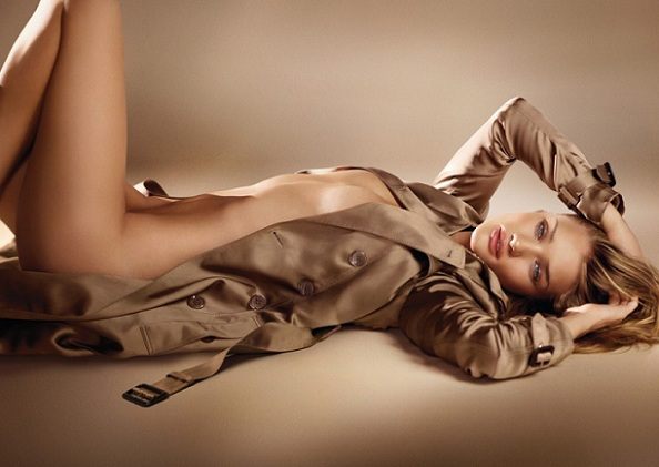WATCH: Rosie Huntington-Whiteley in Burberry's biggest (and sexiest) campaign yet