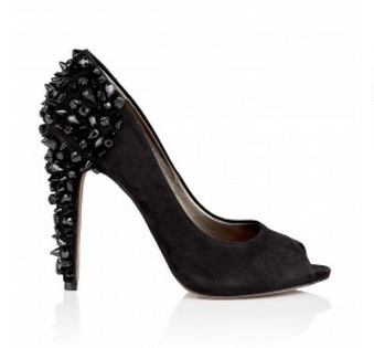 Love or Hate: Sam Edelman black Lorissa studded court shoe