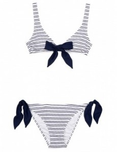 Sea Folly bikini stripe