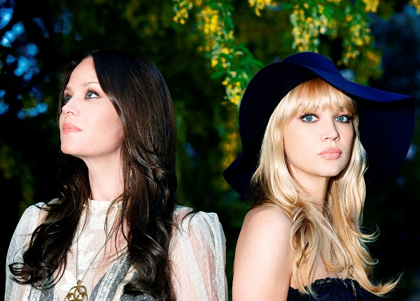 Five minutes with The Pierces