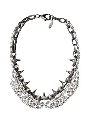 Accessory Adventures: Joomi Lim spike necklace