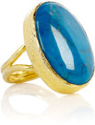 Accessory Adventures: Aamaya by Priyanka turquoise stone ring