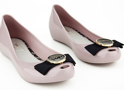 Jason Wu designs shoes for Melissa