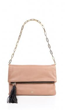 Handbag Hunter: Anya Hindmarch Nude Huxley Clutch