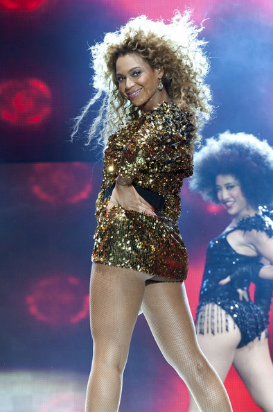 Beyonce splashes £9,000 on clothes she didn't even try on