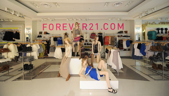 Forever 21 has never been found guilty of copyright infringement