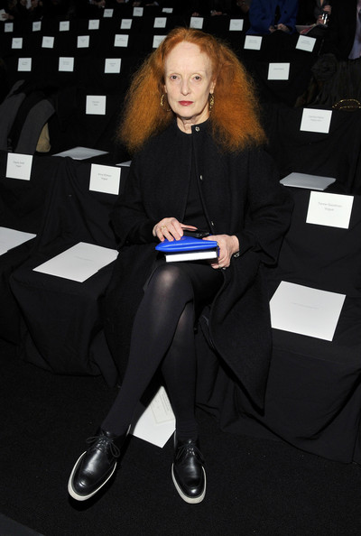 Grace Coddington to earn a cool $1.2 million for her memoirs?