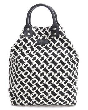 Handbag Hunter: Diane by Diane Von Furstenberg Brenda print canvas bag