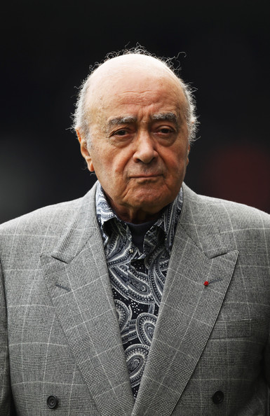 Mohamed Al Fayed buys luxury e-tailer Cocosa