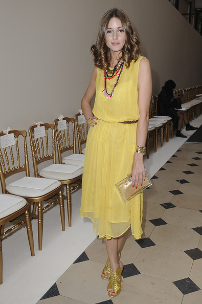 Get the look: Olivia Palermo in Topshop