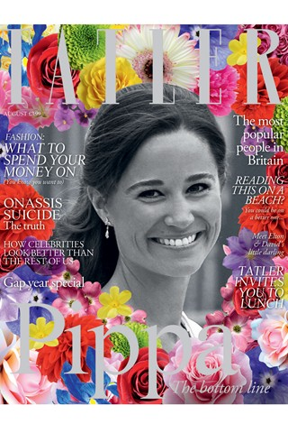 pippa middleton 2011. Pippa Middleton#39;s Tatler debut