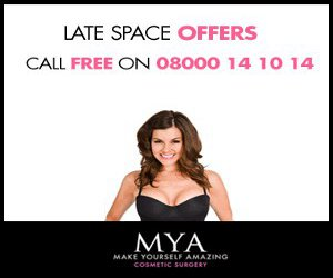 mya.co.uk Cosmetic Surgery