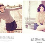 First look: Alexa Chung's new Madewell campaign