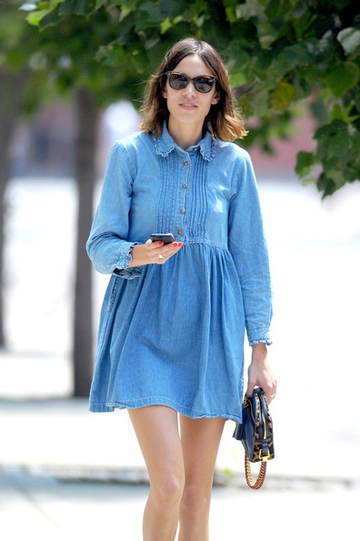 Is Alexa Chung getting a new reality fashion show?