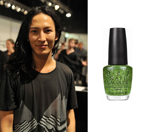 Alexander Wang launches nail polish collection; OPI releases Muppet-inspired glitter shades