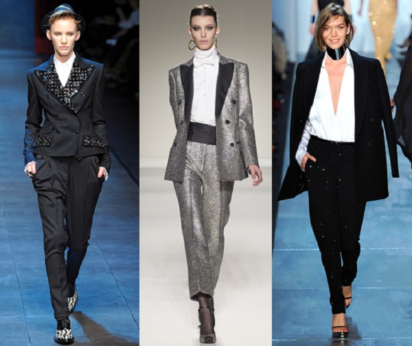 AW 11 Trend Recap: Romanticised Fetish & Subtle Androgyny