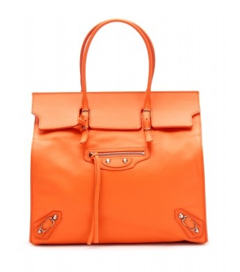 Handbag Hunter: Balenciaga Papier flap bag