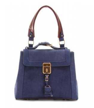 Handbag Hunter: Chloe Darla leather bag