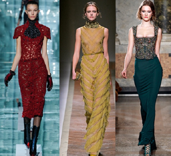 AW11 Trend Recap: Arresting Jewel Tones & Spellbinding Prints and Patterns