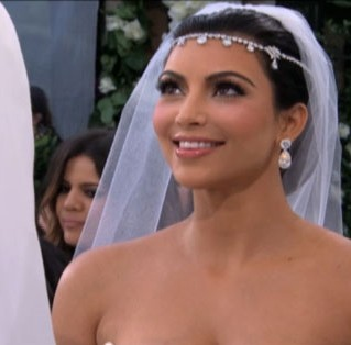 SEE the first pics from Kim Kardashian's $10 million wedding!