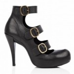Chic Shoegasms: Pedro Garcia Cheyene multi-buckle heel