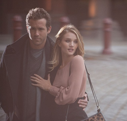 Rosie Huntington-Whiteley is the new face of Marks and Spencer