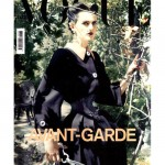 Avant Garde or just ghastly? Vogue Italia's September cover shows the smallest waist (ever)