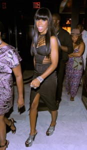 Kelly Rowland, Here I Am album launch