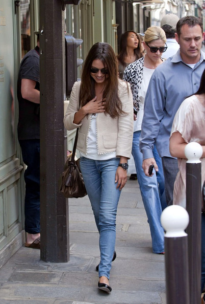 Style crushing on Mila Kunis