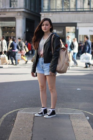 Streetstyle: easy-cool East London