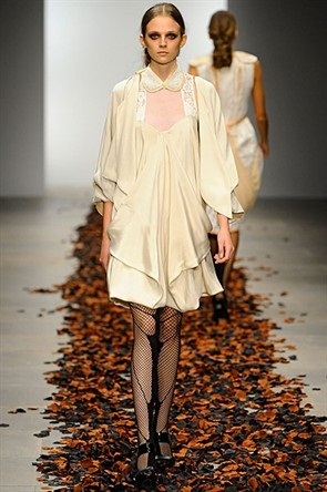 London Fashion Week SS12: Bora Aksu