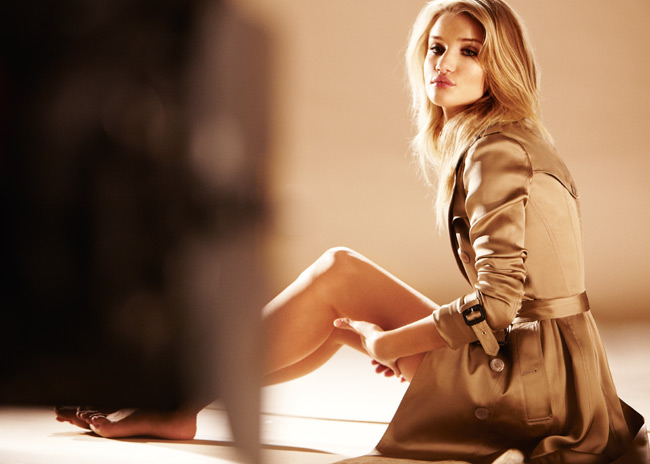 Burberry Body launches today, WATCH the TV ad here!