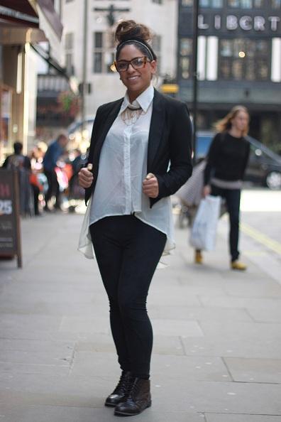 Street Style: Androdogny Chic