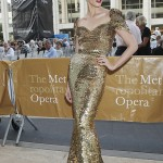 Has Crystal Renn lost too much weight at the Metropolitan Opera?