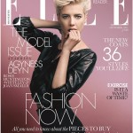 Here's a bunch of quotes – from Christopher Bailey to Agyness Deyn – from Elle's October issue