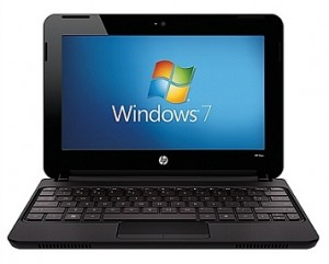 HP Mini netbook