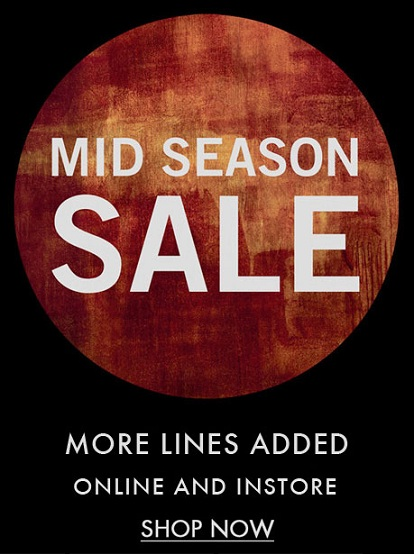 Up to 50% off in Karen Millen's mid-season sale!
