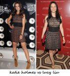 Katie vs Lucy