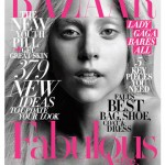 Lady Gaga bares all in Harper's Bazaar