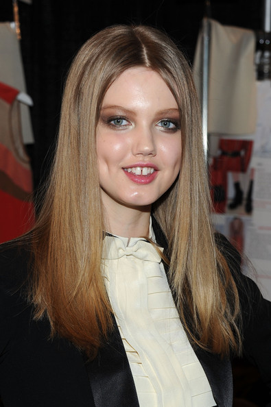 Lindsey Wixson was picked on for her gap tooth before she became a model