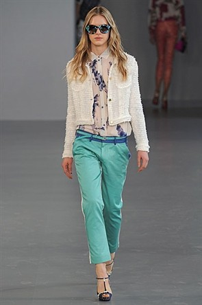 London Fashion Week SS12: Michael van der Ham